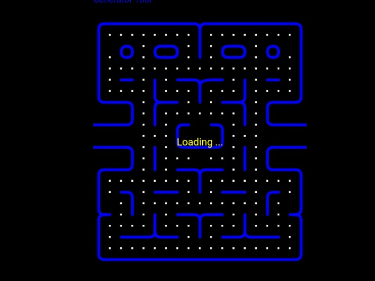 Online Pacman Game