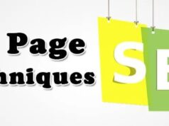 15 Effective On Page SEO Techniques You Must Follow